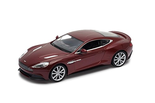 (Aston Martin Vanquish Blue)