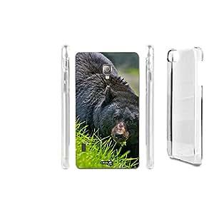 FUNDA CARCASA BLACK BEAR PARA LG OPTIMUS L7 II P710