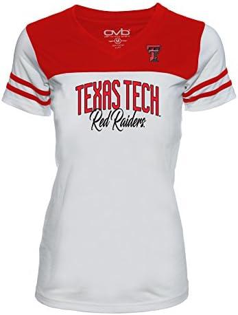 Old Varsity – Marca Mujeres de Texas Tech jrs. Camiseta de fútbol, Mujer, 3637, Blanco y Rojo, XX-Large: Amazon.es: Deportes y aire libre