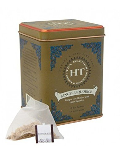 Harney and Sons Chopra Organic Tea Sachets