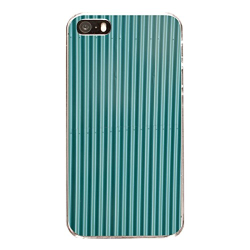 """Disagu Design Case Coque pour Apple iPhone 5 Housse etui coque pochette """"Blechoptik Blau"""""""