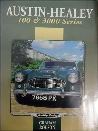Austin-Healey: 100 & 3000 Series