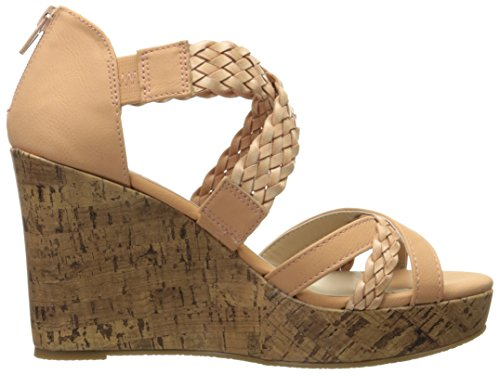 Sandal Nude Women's Jellypop Wedge Amil SxOwTR
