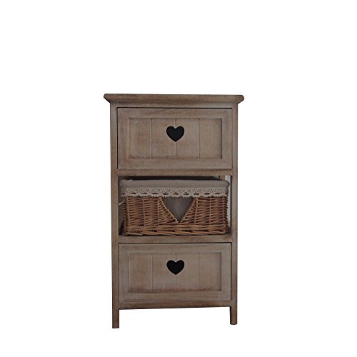 The Urban Port C203-123083 Antique Antiqued Finished Wood Cabinet by Urban Port