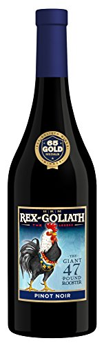 Rex Goliath Pinot Noir Red Wine, 750 mL bottle