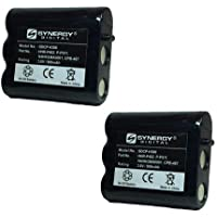 GE TL-26400 Cordless Phone Battery Combo-Pack Includes: 2 x SDCP-H306 Batteries