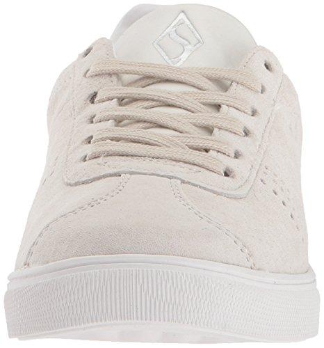 White Nabuk Angeles Donna Los Modello Tennis Skechers Scarpe Ghiaccio per in wq1aHxUvB