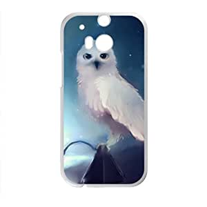 Harry potter white dove Cell Phone Case for HTC One M8