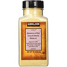Kirkland Signature California granulated garlic, 8.75 oz.