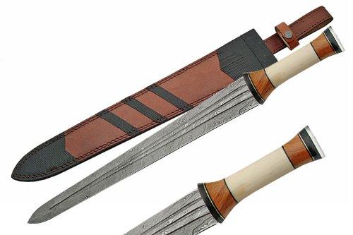 Szco Supplies Damascus Sword Handle product image
