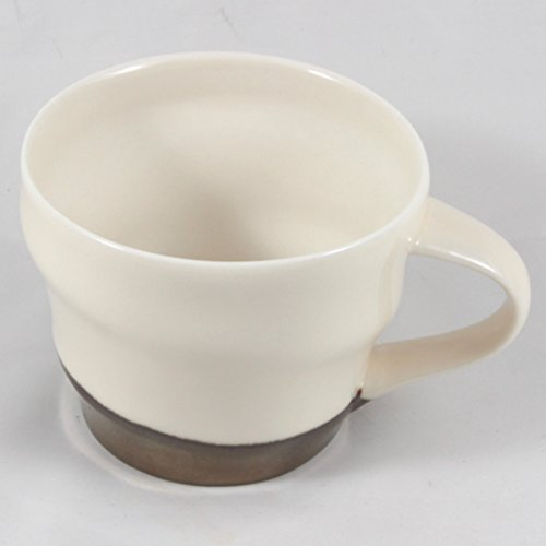 (Starbuck Swirl Coffee Mug - Almond 12 Fl Oz.)