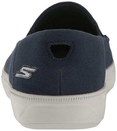 Skechers Performance Mens Go Vulc 2 Chillout Walking Shoe Navy/Gray lExzpck
