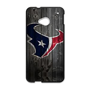 Happy houston texans Phone Case for HTC One M7