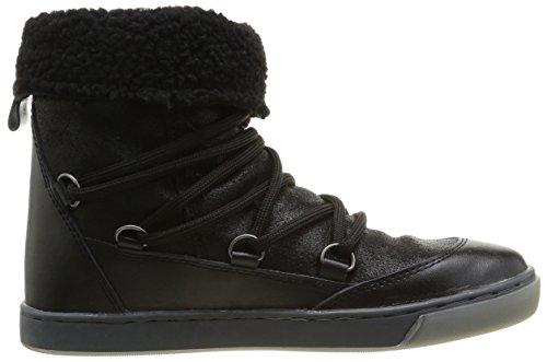 Boots Cerises Des Black Noir glitter Femme Mountain Ltc Temps Le qwCXpp