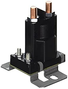Emerson 120-106131 DC Power Solenoid, 12V, 80 Amp