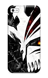 Tpu Case Cover For Iphone 5c Strong Protect Case - Bleach Design