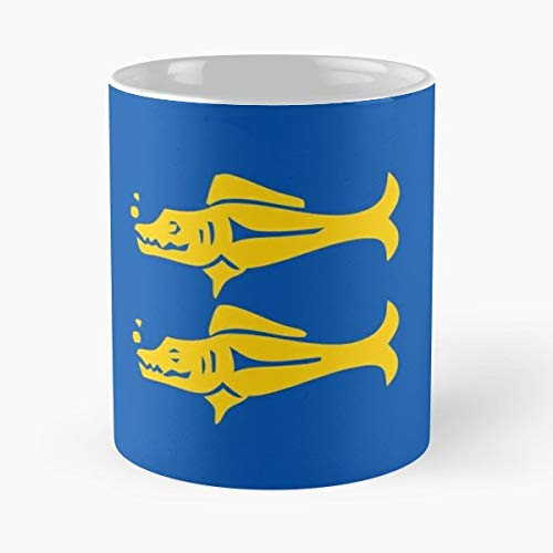 Blue Barracudas Legends Of The Hidden Temple Nick 90s Gift Coffee/tea Ceramic Mug Father Day ()