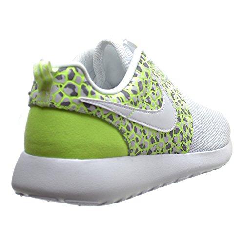 100 Kvinners Roshe En Prm 833928 Sko Nike Spøkelse Hvit Grønn q6grp6H