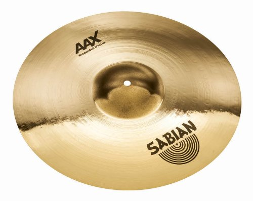 Sabian 21723XB 17-Inch AAX Suspended Cymbal - Brilliant Finish by Sabian