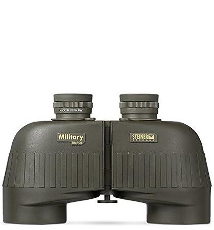 Amazon.com: Steiner 536 10 x 50 mm Militar R – Prismáticos ...