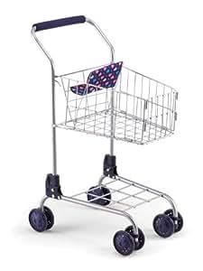 Chic 2000 760 07 - Carrito de supermercado, color plateado [importado de Alemania]