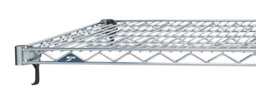 metro-a2448nc-super-adjustable-super-erecta-chrome-plated-steel-wire-shelf-800-lb-capacity-1-height-