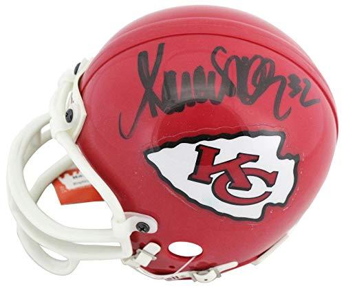 Marcus Allen Signed Mini Helmet - Vintage Replica BAS #H82390 - Beckett Authentication - Autographed NFL Mini - Replica Helmet Allen Marcus