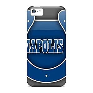 Fashion Protective Indianapolis Colts Case Cover For Iphone 5c