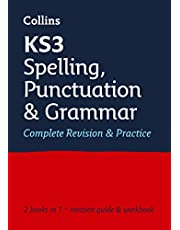 KS3 Spelling, Punctuation and Grammar All-in-One Complete Revision and Practice