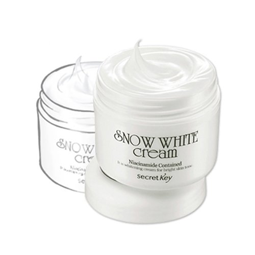 Secret-Key-Snow-White-Cream-50g-Korea-Cosmetic