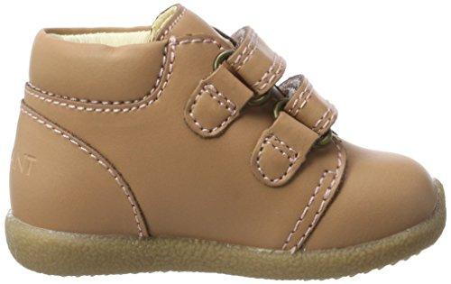 EN FANT Baby Mädchen Beginner Shoe Velcro Lauflernschuhe Pink (Rose)