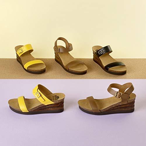 Scholl Marrón 40 Mujer Para Vestir Zapatos nbsp; De rvqr81