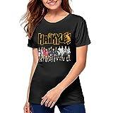 Haikyuu Womans T Shirt Short Sleeve Casual Tops