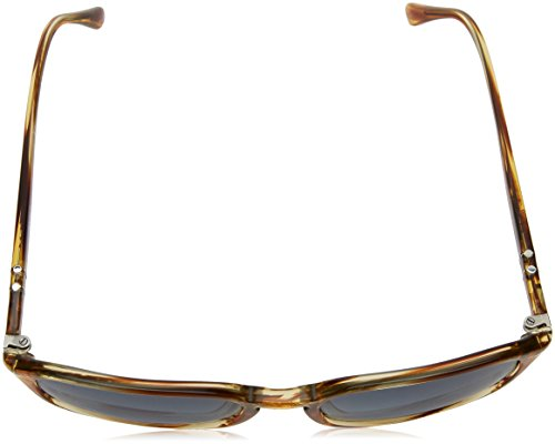 Persol Sonnenbrille (PO3158S) Stripped Brown Yellow 1050Q8