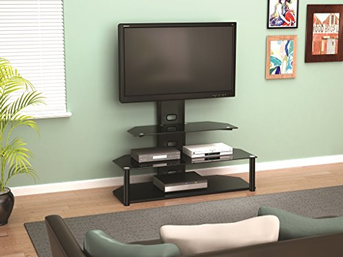 Z-line Designs Glass Tv Stand - 2
