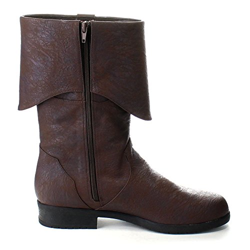 Funtasma CARRIBEAN-199 Brown Distressed Pu Size UK 42223 EU