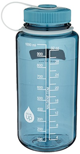 Nalgene Tritan 32oz Wide Mouth BPA Free Water Bottle