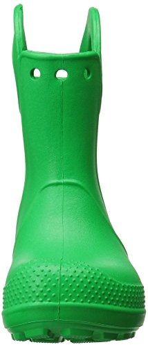 Crocs Kids' Handle It Rain Boot,grass Green,8 M Us Toddler