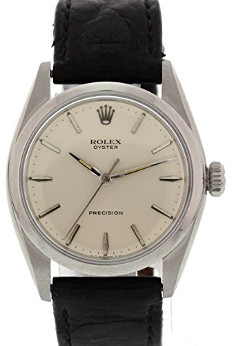 rolex-oysterdate-precision-mechanical-hand-wind-mens-watch-6426-certified-pre-owned