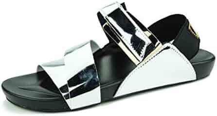 4e00401939 Shopping 8 - Silver - Sandals - Shoes - Men - Clothing, Shoes ...