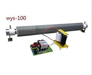 100g/h Water-Cooled Sterilization Purify Ozone Generator Kit ozonizer