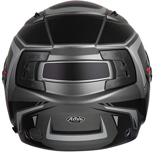 Yellow MATT, Airoh EX/_LI31/_XL Helmet