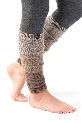 Marino Long Leg Warmers For Women - Winter Knee High Knit Leg Warmer Socks, Enclosed in an Elegant Gift Box from Marino Avenue