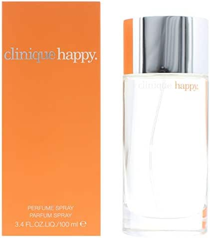 Clinique Happy by Clinique for Women, 3.4 Fl Oz EDP Spray