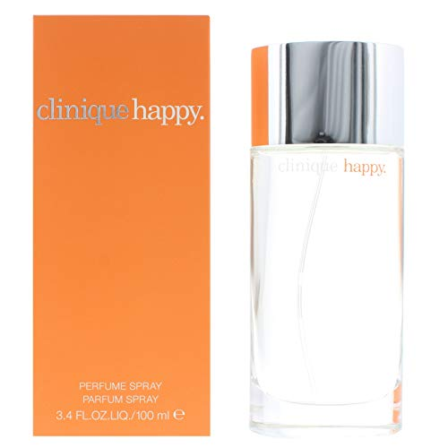 - Clinique Happy by Clinique for Women, 3.4 Ounce EDP Spray