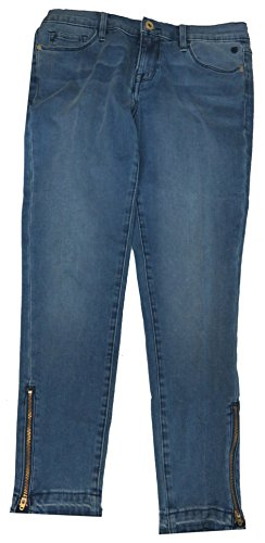 Tommy Hilfiger Women's Greenwich Ankle Jeans, Size 16, Blue Denim ()