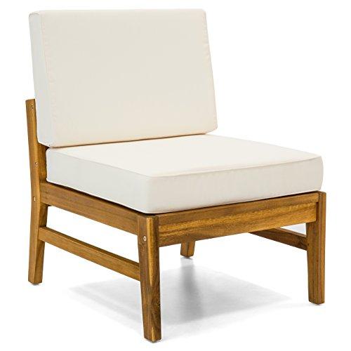 Best Choice 6-Piece Acacia Sofa