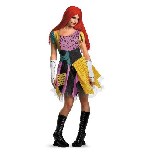 Nightmare Before Christmas Sexy Sally Costume - Large - http://coolthings.us