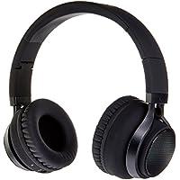 New Beyution Bluetooth Headphones 2-In-1 Rechargeable Stereo Speaker Headphones, Wireless bluetooth headphones + Mini speaker - Retail Packaging - 35% Retail price - Black