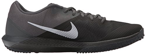 Nike Mens Cross Trainer Cross Trainer Nero / Metallico Grigio Freddo - Antracite